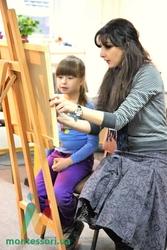 Приглашаем детей и взрослых на уроки живописи!