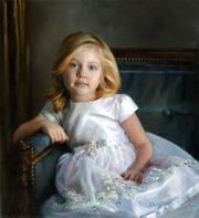 Женский портрет в стиле ПинАп. Картины по фотографиям КИЕВ