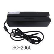 MSR 206 С энкодер магнитных карт,  устройство для записи / считывания