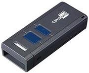 Cipher 1660 сканер штрих кодов с памятью и bluetooth,  накопитель