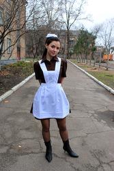 Школьная форма СССР купить на выпускной  Киев
