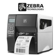 Принтер этикеток полупромышленный  Zebra ZT 230 термо / термотрансфер