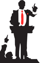 Курс и тренинги по публичным выступлениям и ораторскому искусству.