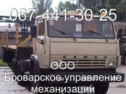 Грузоперевозки полуприцепами Бровары и Киевская обл.(12 м и г/п 20 т).
