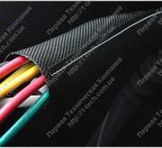 Cамозакручивающаяся кабельная оплётка