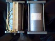 Новый электродвигатель 2АСМ-400 220/50