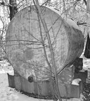 Резервуар для хранения ЦМ  /объём 5, 7м/