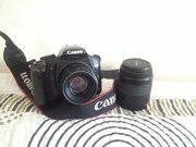 Canon 450D  сумка 2 объектива