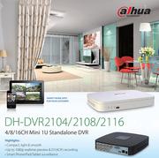 4-канальный видерегистратор Dahua DH-DVR2104С