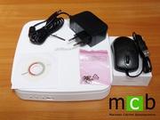 Видеорегистратор для подключения IP видеокамер
