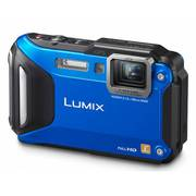 Panasonic LUMIX DMC-FT5 Blue