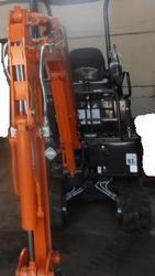 Продаем мини гусеничный экскаватор ZAXIS ZX17U-2 YLR,  2012 г.в.