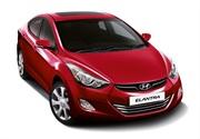 Фары  к Hyundai Elantra