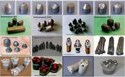 Пластины твердосплавные для бурового инструмента