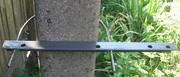 Траверса для крепления арматуры Т 401 (450 мм),  монтажная техника