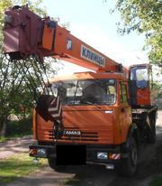 Продаем автокран КС-35719-1-02,  г/п 16 тонн,  КАМАЗ 43253,  2002 г.в.