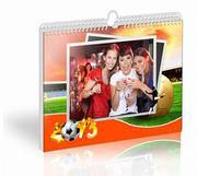 Календарь из Ваших фото