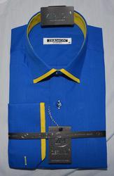 Приталенная и Классическая рубашка для мужчин