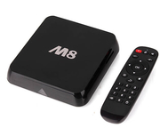 Quad 4KX2K HD output Android TV box Internet player XBMC