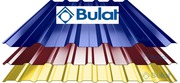 Металлочерепица и профнастил TM Bulat®. Мировое качество