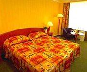 Номер для молодожен в гостинице Галант