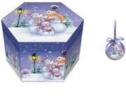 Новогодние елочки,  Дед Морозы и Снегурочки от Интернет магазина