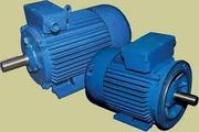 Электродвигатель 4АМ-180-М8.  15 кВт. 750 об.м.