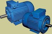 Электродвигатель  4АМ-160-S6.  11 кВт. 1000 об.м.