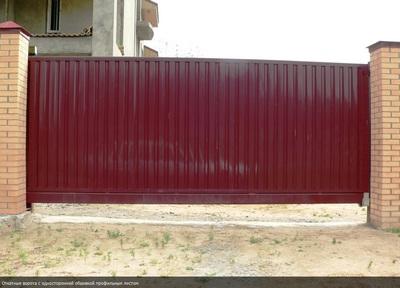 Ворота откатные,  распашные,  раздвижные,  гаражные,  промышленные,  забор - Двери, окна
