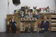 Красивые мужские портреты и портреты детей на заказ киев