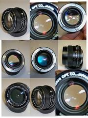 SMC Pentax-M 50mm f1:1.4