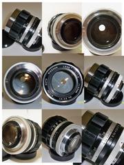 Ricoh Auto Rikenon 1:1, 4  55mm  для Nikon. Cветосильный объектив
