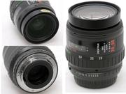 SMC Pentax-F 28-80mm 1:3.5-4.5 Macro. Автофокусный зум объектив