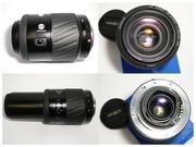 Minolta AF Zoom 70-210 mm 1:4.5-5.6 для Sony,  Minolta Автофокус