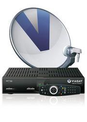 Спутниковое телевидение Виасат. Viasat Акция!