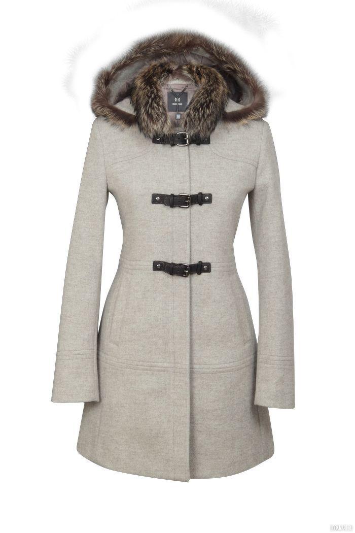 Зимнее Женское Пальто С Капюшоном