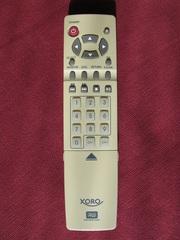 Пульт ДУ оригинал для DVD Recorder Xoro HSD R547