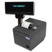 ІКС Е 810 фискальный регистратор,  РРО фискальный чековый принтер