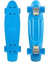 Скейтборд/скейт Penny Board (Пенни борд) с улучшенной подвеской: 8 цве