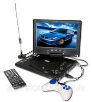 ПОРТАТИВНЫЙ DVD ПЛЕЕР SX-789 TV/USB/SD