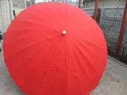 Зонт 3, 5м 24спицы плотный