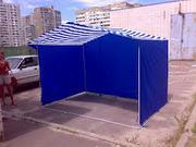 Торговые палатки 2x3м