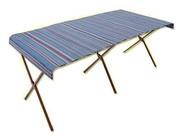 Торговые столы 2x1м