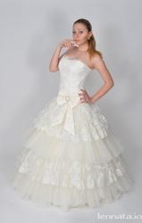 Распродажа новых свадебных платьев в Киеве