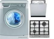 Ремонт стиральных и посудомоечных машин,  микроволновок в Киеве