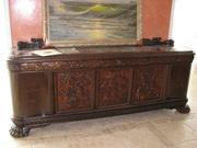 Реставрация антикварной мебели,  напольных и настенных часов