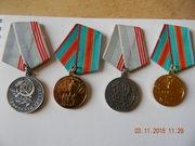 Продаю медали