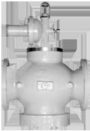 Предохранительные запорные клапана газа