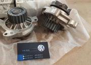 Помпа водяная на Volkswagen Транспортер T4,  T5,  Кадди,  Крафтер 1.9 2.5