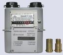Мембранные счетчики с электронной коррекцией объема газа